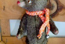 Bears, dolls & cuties I like! / Teddy bears, dolls & other cute creations