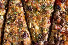 Pizza og div