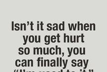 Being Hurt