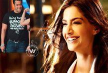 Sonam and Salman in Sooraj Barjatya's next