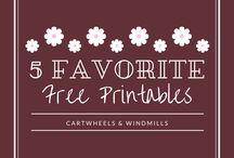 Cartwheels & Windmills