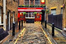 London pubs and bars