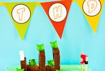 Kids Birthday / by Heather Bullock
