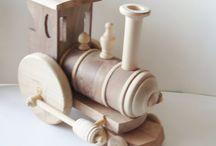 Progetti legno