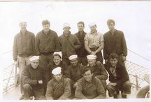 WW II USS Buckley....my Dad is in the front row.