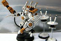 Tau Empire WH40k