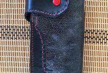 Leather Wallets Πορτοφόλια ( Μικρά - Μεγάλα )