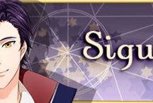 Shall we date? Wizardess heart - Sigurd Curtis