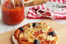 Nutricion y recetas niños / Tips para tomar en cuenta e Ideas para variar el menú a los niños