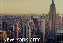 New York City / What's it like to live in New York City? We're house hunting in The Big Apple!