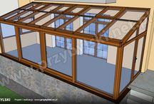 Projekty ogrodów zimowych / Wizualizacja ogrodu zimowego jest formą poglądową pomysłu, która powstaje na bazie wspólnych uzgodnień. Tworzymy wizualizacje wszelkiego rodzaju konstrukcji aluminiowych. Na Państwa życzenie przygotujemy wizualizacje, która zobrazuje naszą koncepcje wykonawczą.