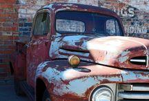 Vintage Trucks Cars
