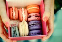 The Sweet Stuff / by Rachel Uychiat