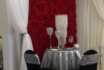 Red Rose wall / Beautiful Red Rose Wall   Perfect for backdrops or photo studio. Rent it from 26 Airport Road NW  Edmonton
