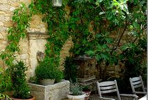 Garden / Images of exterior landscape and gardening ideas, particularly of English and cottage gardens, which are dear to my heart!  Curated by Kristine Robinson of Robinson Interiors   http://robinsoninteriors.wordpress.com/ / by Robinson Interiors