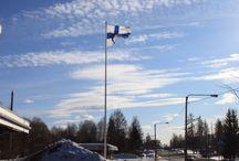 Finland/Suomi: Polvijärvi Place I have lived