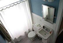 The girls bathroom re-do