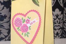 Valentine's Day - Crafts by CAS