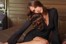 SNOA Sleepwear Product / Luxury Sleepwear - A soothing reward all women can appreciate at the end of a stressful day. Sustainable; Made In the USA / by SNOA Luxury Sleepwear