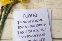 Nanny' s Birthday