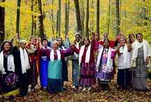Inspiring and Powerful Women / Women who have gone before us and paved the way for freedom, peace and beauty and many living still who inspire us now and will for generations.  Let us support them as they help us all rise up!  / by Holley Rauen