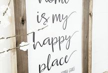 For my new home