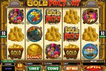 Gold Factory / Che cosa si potrebbe desiderare di più, se non una fabbrica che produce… oro? Entra nel magico mondo del Casinò Online Voglia di Vincere e i tuoi desideri potrebbero diventare realtà! Attiva il bonus Gold Factory e potresti vincere fino a 619.000 monete.