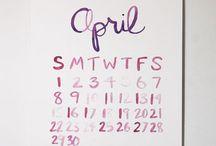 calendar / by irixsm