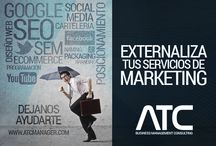 ATC Marketing / Imágenes creadas por el Departamento de Marketing de nuestra empresa, ATC Business Management Consulting.