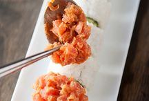 Sushi  / by Mary Calderone