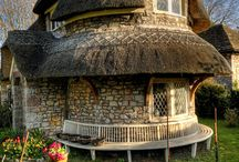 Architecture - Thatched roof