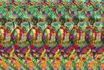 stereo 3d magic eye
