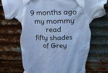 Fifty Shades of Grey / by Ashley Bartram