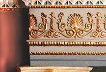 Regency Properties and Decor / Examples of Regency properties and heritage inspired decor