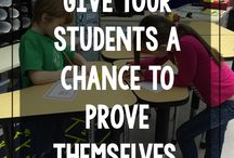Classroom Management / All about flexible seating and more