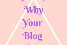 BLOGGING TIPS & RESOURCES