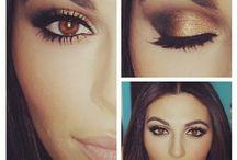 MAquillages sympas / Makeup supers beaux