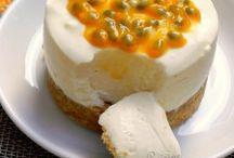 Dessert mousse