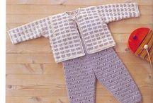 4 Crochet (Baby & Kids-boy) / by Amira Zaky