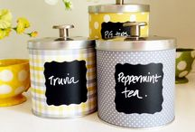 DIY containers