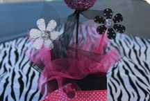 Avery's birthday party ideas / by Alison Pollock