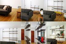 Industrial living room inspiration