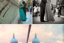 London Engagement shoots