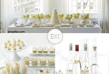 White party / All white party / by Elke Richard