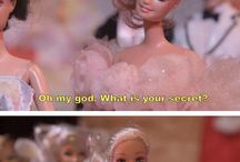 barbies joke