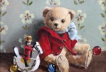 Teddy Bears in Art