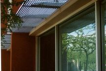 This 'Hole' House / McNICHOLS® Hole Products appear in houses and other dwellings. / by McNICHOLS Company