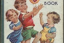 les abécédaires dans les livres d'enfants