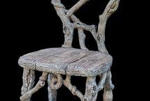 мебель из бетона