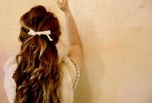 Hair / by Caitlyn Halsey